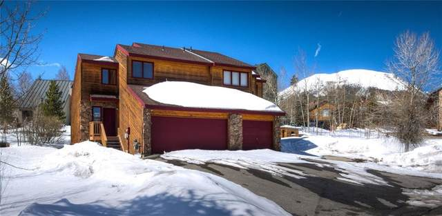 141 N Side Circle, Silverthorne, CO 80498 (MLS #S1024533) :: Colorado Real Estate Summit County, LLC