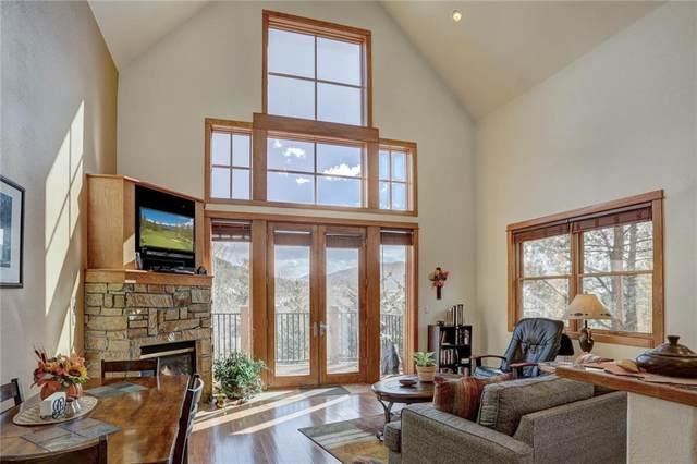 63 Antlers Gulch Road #102, Keystone, CO 80435 (MLS #S1024547) :: eXp Realty LLC - Resort eXperts