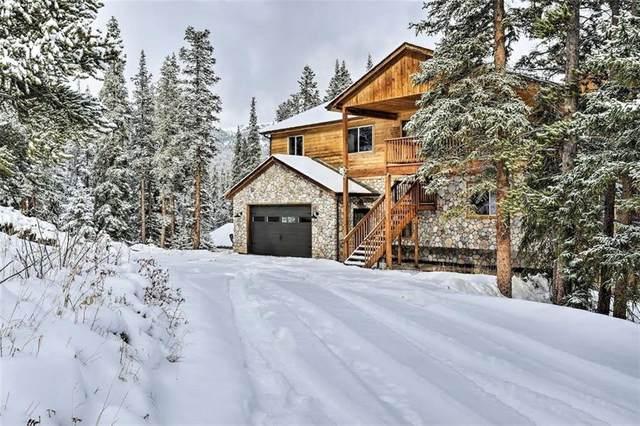 155 Ute Trail, Alma, CO 80420 (MLS #S1024565) :: Dwell Summit Real Estate