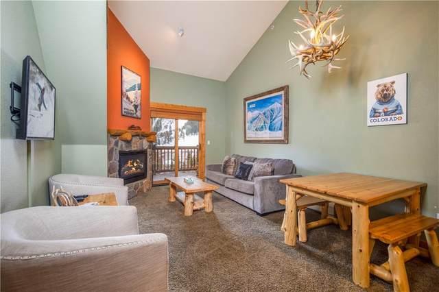22784 Us Highway 6 #2666, Keystone, CO 80435 (MLS #S1024569) :: Colorado Real Estate Summit County, LLC