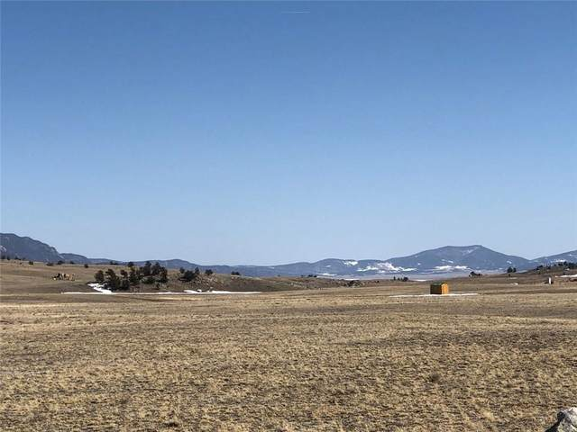 878 Cheyenne Trail, Hartsel, CO 80449 (MLS #S1024581) :: eXp Realty LLC - Resort eXperts