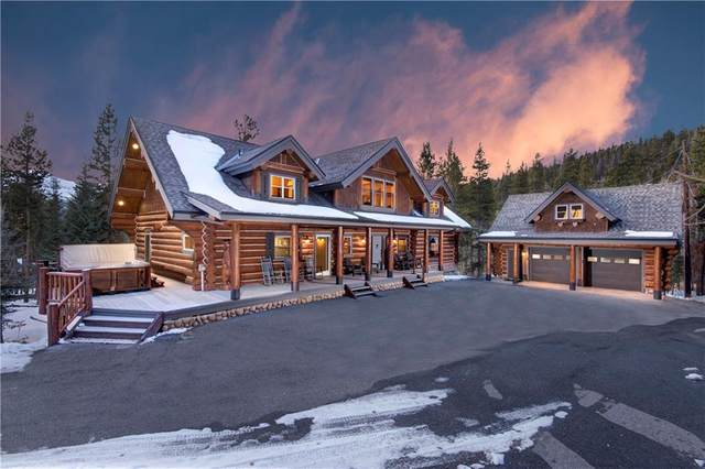 1038 Boreas Pass Road, Breckenridge, CO 80424 (MLS #S1024590) :: Dwell Summit Real Estate