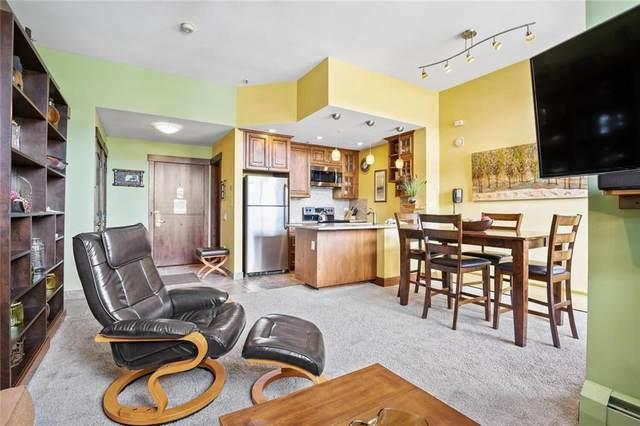 100 S Park Avenue E101, Breckenridge, CO 80424 (MLS #S1024597) :: eXp Realty LLC - Resort eXperts