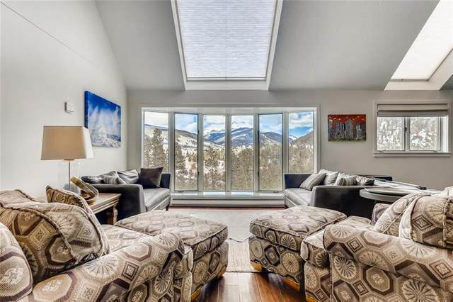 21680 Us Hwy 6 #2061, Keystone, CO 80435 (MLS #S1024602) :: Colorado Real Estate Summit County, LLC