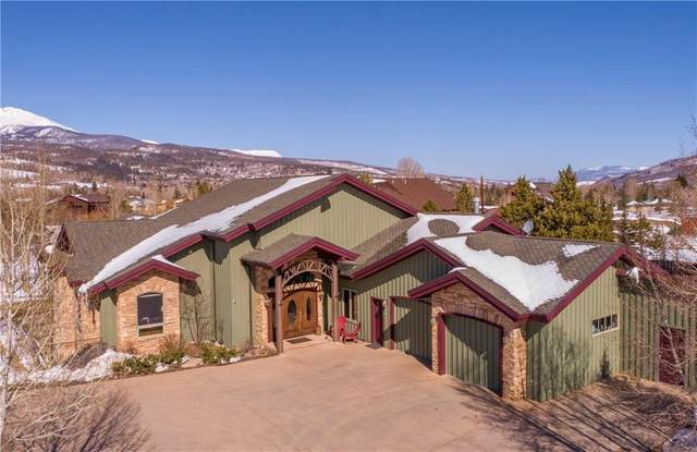 1360 Palmers Drive, Silverthorne, CO 80498 (MLS #S1024606) :: Dwell Summit Real Estate
