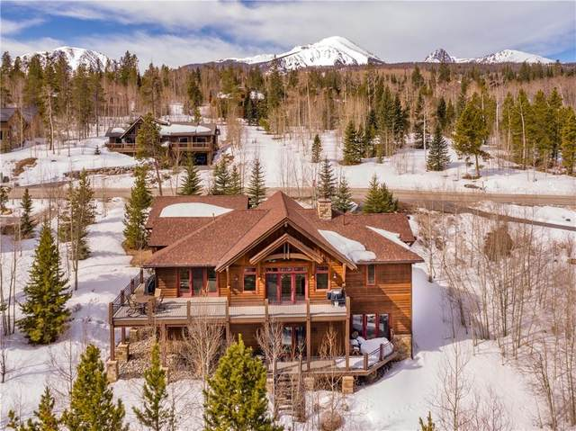 1400 Golden Eagle Road, Silverthorne, CO 80498 (MLS #S1024611) :: Dwell Summit Real Estate