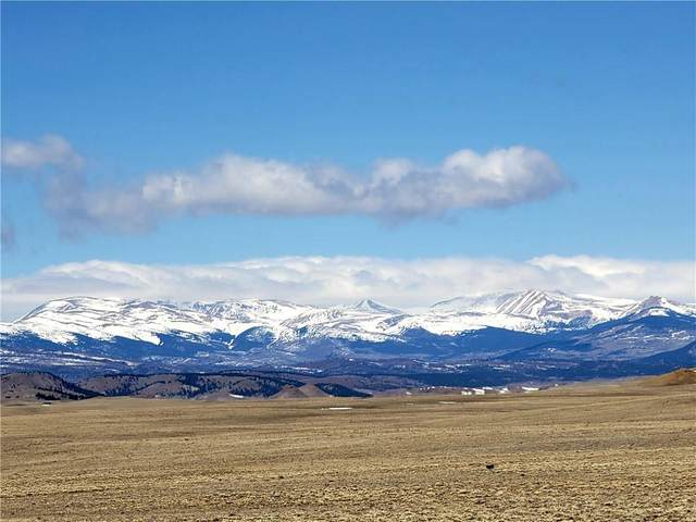TBD Chimapavi Trail, Jefferson, CO 80456 (MLS #S1024619) :: Colorado Real Estate Summit County, LLC