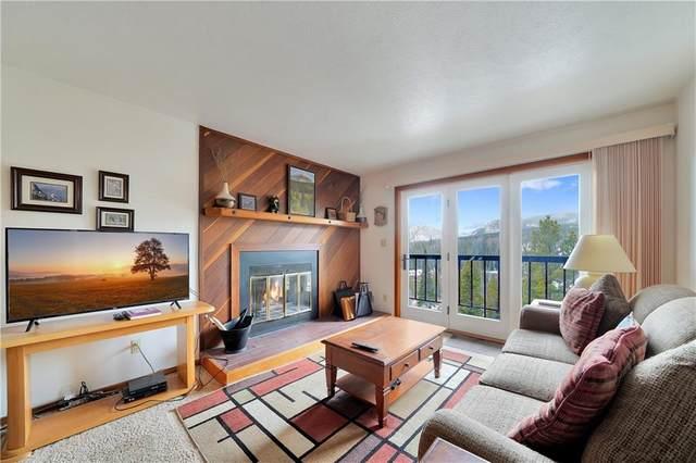 9460 Ryan Gulch Road #9462, Wildernest, CO 80498 (MLS #S1024625) :: Colorado Real Estate Summit County, LLC