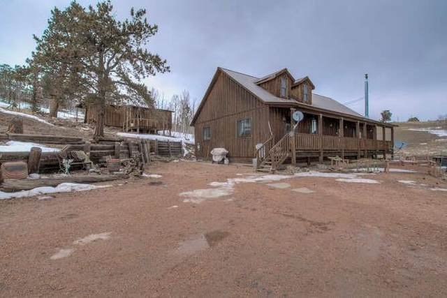 98 Pinto Trail, Jefferson, CO 80432 (MLS #S1024633) :: Colorado Real Estate Summit County, LLC