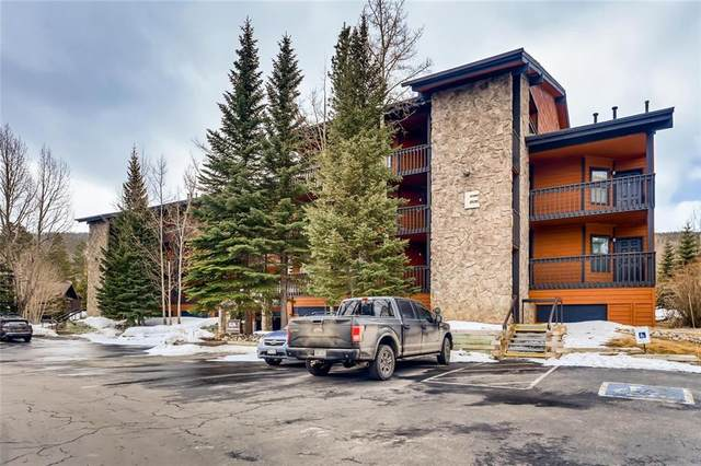 670 S 7th Avenue #359, Frisco, CO 80443 (MLS #S1024634) :: Colorado Real Estate Summit County, LLC