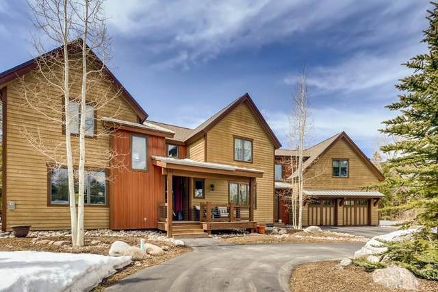 223 County Road 1041, Frisco, CO 80443 (MLS #S1024639) :: eXp Realty LLC - Resort eXperts
