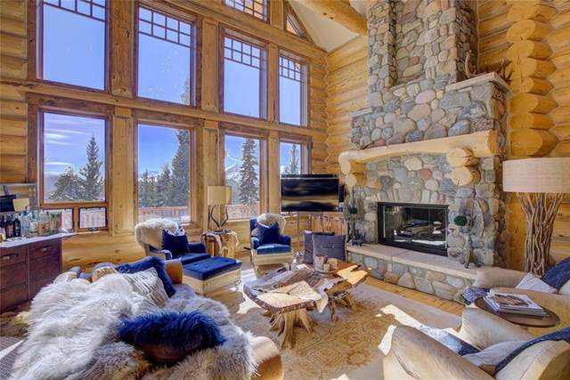 831 Miners View Road, Breckenridge, CO 80424 (MLS #S1024646) :: Dwell Summit Real Estate
