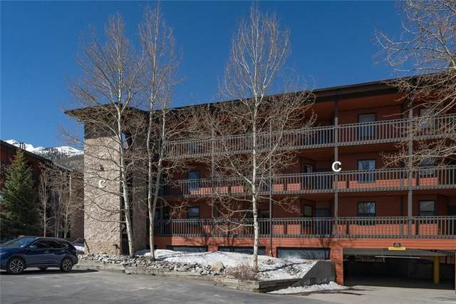 500 Bills Ranch Road #161, Frisco, CO 80443 (MLS #S1024657) :: Dwell Summit Real Estate