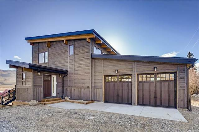 84 Heeney Road, Heeney, CO 80498 (MLS #S1024660) :: Colorado Real Estate Summit County, LLC