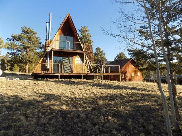 987 Pulver Road, LAKE GEORGE, CO 80827 (MLS #S1024665) :: Colorado Real Estate Summit County, LLC