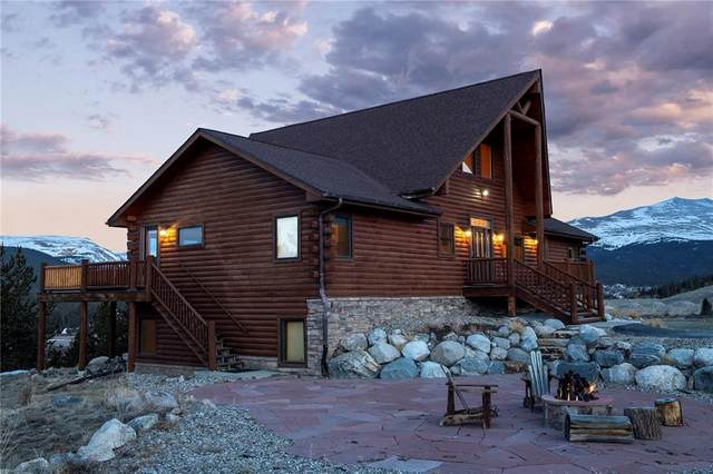 126 Ice Axe Court, Alma, CO 80420 (MLS #S1024667) :: Colorado Real Estate Summit County, LLC