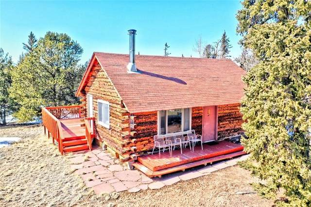 81 Long Rifle Way, Como, CO 80432 (MLS #S1024669) :: Colorado Real Estate Summit County, LLC