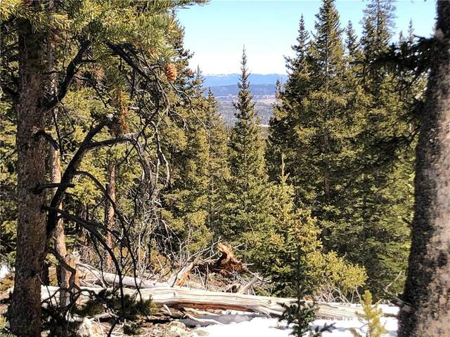 0 Dry Gulch, Fairplay, CO 80440 (MLS #S1024683) :: eXp Realty LLC - Resort eXperts