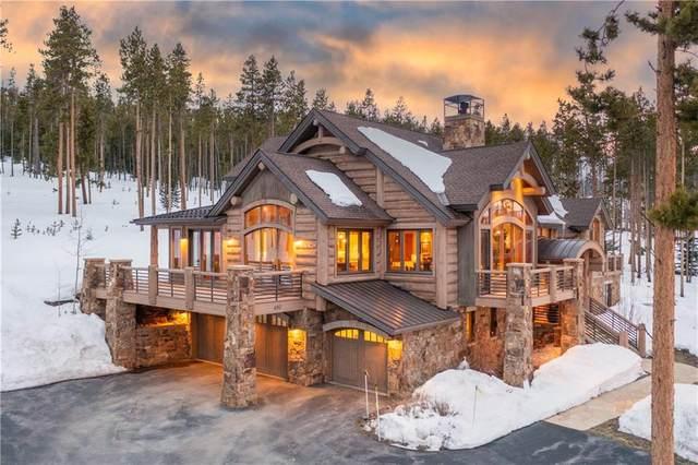 480 Golden Age Drive, Breckenridge, CO 80424 (MLS #S1024684) :: Colorado Real Estate Summit County, LLC
