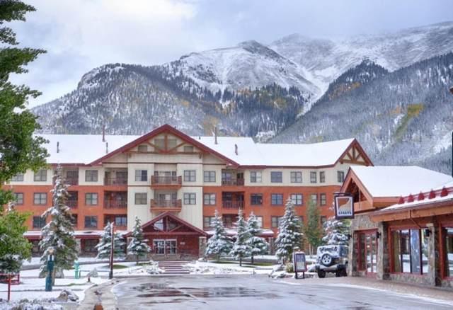 105 Wheeler Circle #101, Copper Mountain, CO 80443 (MLS #S1024686) :: Colorado Real Estate Summit County, LLC