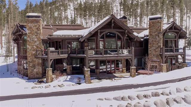 398 Highlands Drive, Breckenridge, CO 80424 (MLS #S1024703) :: Dwell Summit Real Estate
