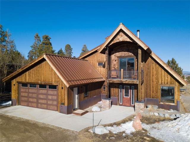 40 Thurber Court, Fairplay, CO 80440 (MLS #S1024705) :: Colorado Real Estate Summit County, LLC