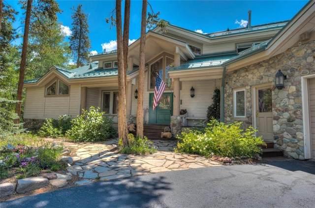 242 Elk Crossing Lane, Keystone, CO 80435 (MLS #S1024711) :: Dwell Summit Real Estate