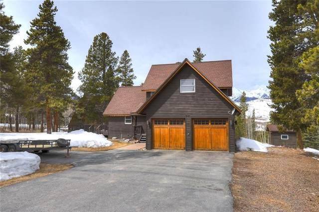621 Silver Circle, Breckenridge, CO 80424 (MLS #S1024716) :: Colorado Real Estate Summit County, LLC