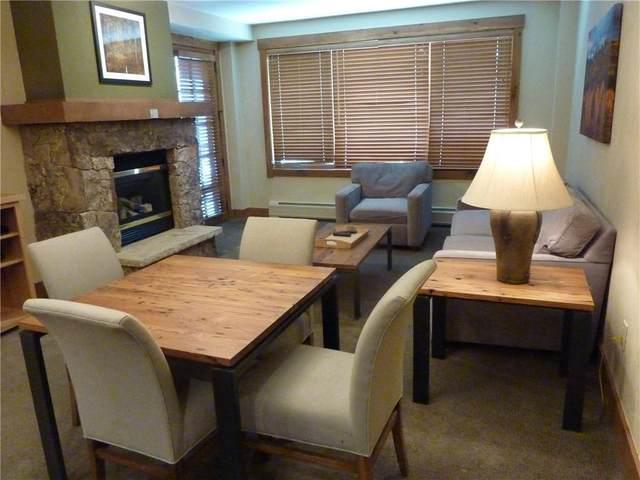 35 Mountain Thunder Drive #5305, Breckenridge, CO 80424 (MLS #S1024719) :: Colorado Real Estate Summit County, LLC