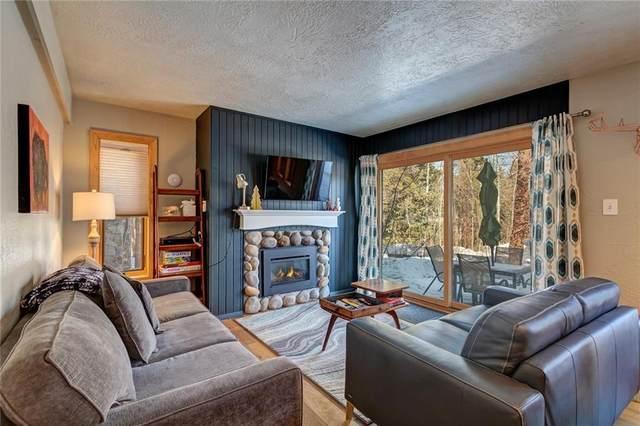 146 Broken Lance Drive Drive #9, Breckenridge, CO 80424 (MLS #S1024720) :: Dwell Summit Real Estate