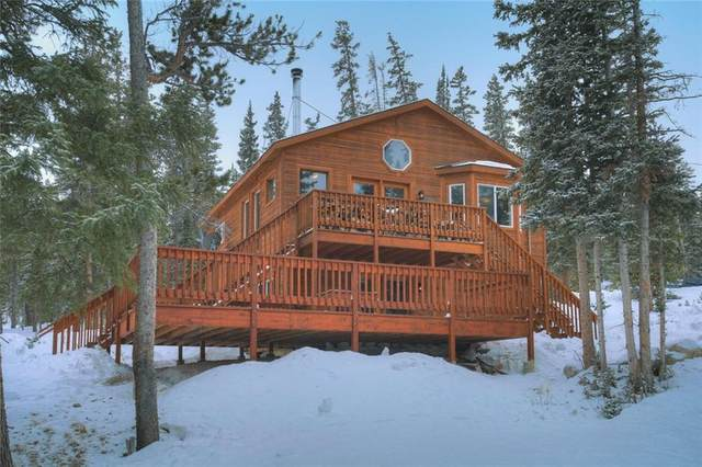 574 Bobcat Lane, Fairplay, CO 80440 (MLS #S1024723) :: Colorado Real Estate Summit County, LLC