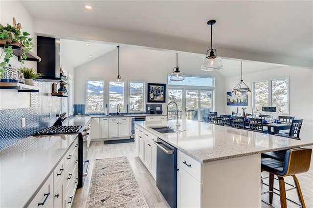 522 Fairview Boulevard, Breckenridge, CO 80424 (MLS #S1024733) :: Colorado Real Estate Summit County, LLC