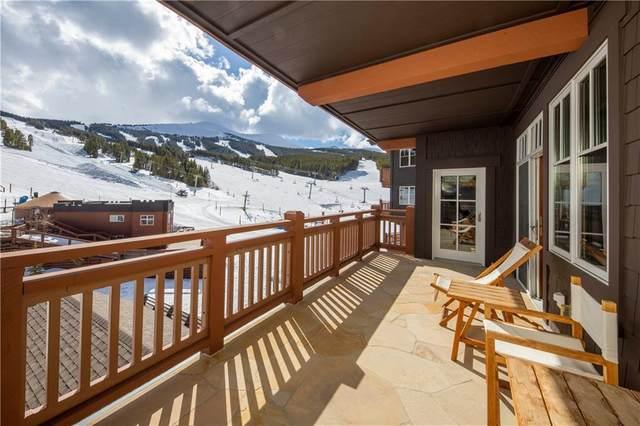 1521 Ski Hill Road #8413, Breckenridge, CO 80424 (MLS #S1024770) :: Colorado Real Estate Summit County, LLC