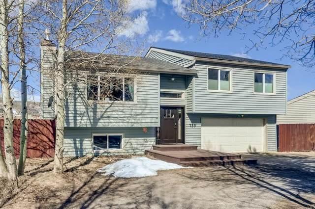 755 Summit Drive, Dillon, CO 80435 (MLS #S1024793) :: Colorado Real Estate Summit County, LLC