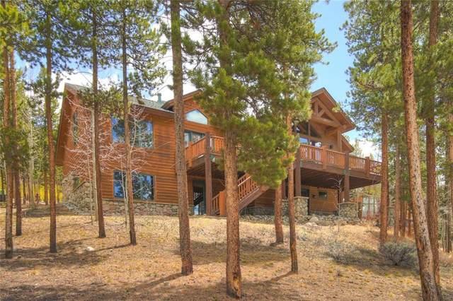 265 Mountain Bluebell Road, Keystone, CO 80435 (MLS #S1024799) :: Colorado Real Estate Summit County, LLC