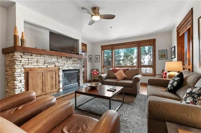 42 Snowflake Drive #501, Breckenridge, CO 80424 (MLS #S1024835) :: Colorado Real Estate Summit County, LLC