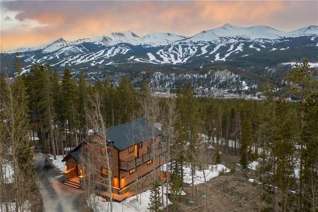103 Bearing Tree Road, Breckenridge, CO 80424 (MLS #S1024836) :: Dwell Summit Real Estate