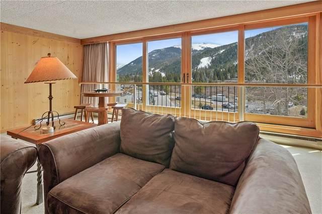 22340 Us Highway 6 #1809, Keystone, CO 80435 (MLS #S1024879) :: Colorado Real Estate Summit County, LLC