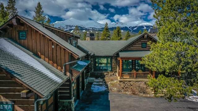 92 Dyer Trail, Breckenridge, CO 80424 (MLS #S1024884) :: eXp Realty LLC - Resort eXperts
