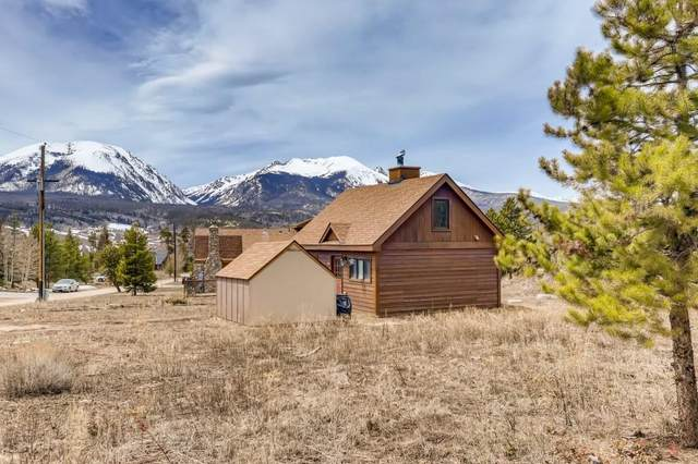 85 F Road, Silverthorne, CO 80498 (MLS #S1024885) :: Dwell Summit Real Estate