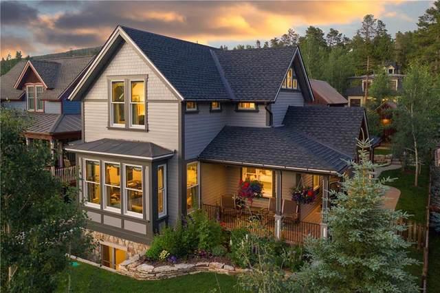 104 S Harris Street, Breckenridge, CO 80424 (MLS #S1024890) :: eXp Realty LLC - Resort eXperts
