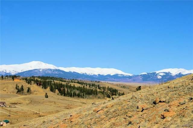 343 Chief Trail, Como, CO 80432 (MLS #S1025907) :: Colorado Real Estate Summit County, LLC