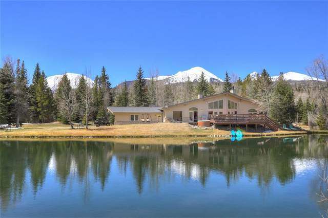 26454 Highway 9, Silverthorne, CO 80498 (MLS #S1025909) :: eXp Realty LLC - Resort eXperts
