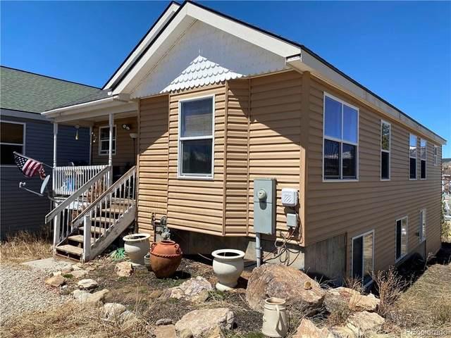 118 Brooklyn Circle, Leadville, CO 80461 (MLS #S1025925) :: Dwell Summit Real Estate
