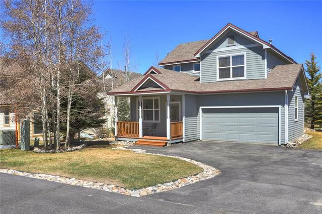 20 Audrey Circle, Breckenridge, CO 80424 (MLS #S1025940) :: eXp Realty LLC - Resort eXperts