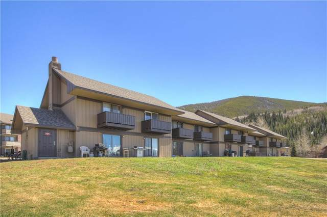 1133 Straight Creek Drive J-105, Dillon, CO 80435 (MLS #S1025944) :: Colorado Real Estate Summit County, LLC