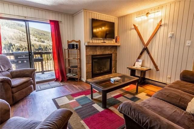 67 Peaks View Court 202 Aka 222, Breckenridge, CO 80424 (MLS #S1025953) :: Dwell Summit Real Estate