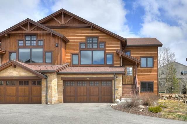 190 Caravelle Drive #18, Keystone, CO 80435 (MLS #S1025962) :: Colorado Real Estate Summit County, LLC