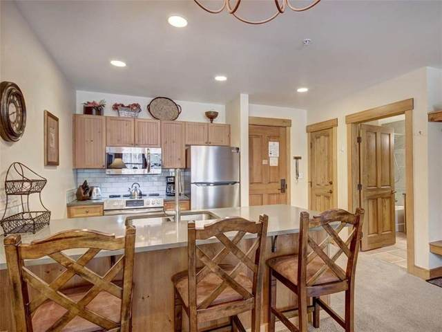 53 Hunki Dori Court #8807, Dillon, CO 80435 (MLS #S1025963) :: Dwell Summit Real Estate