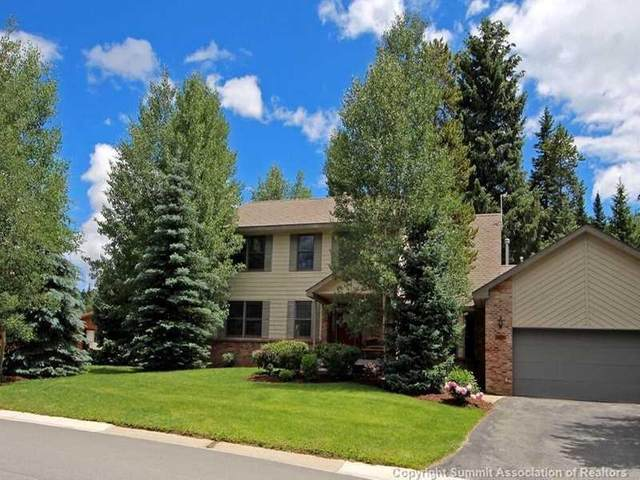 216 Cottonwood Drive, Dillon, CO 80435 (MLS #S1025964) :: Dwell Summit Real Estate